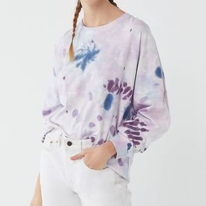 NWT! Urban Outfitters Tie-Dye Long Sleeve Tee Med